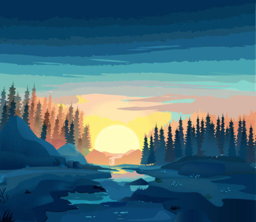canvamade digital landscape