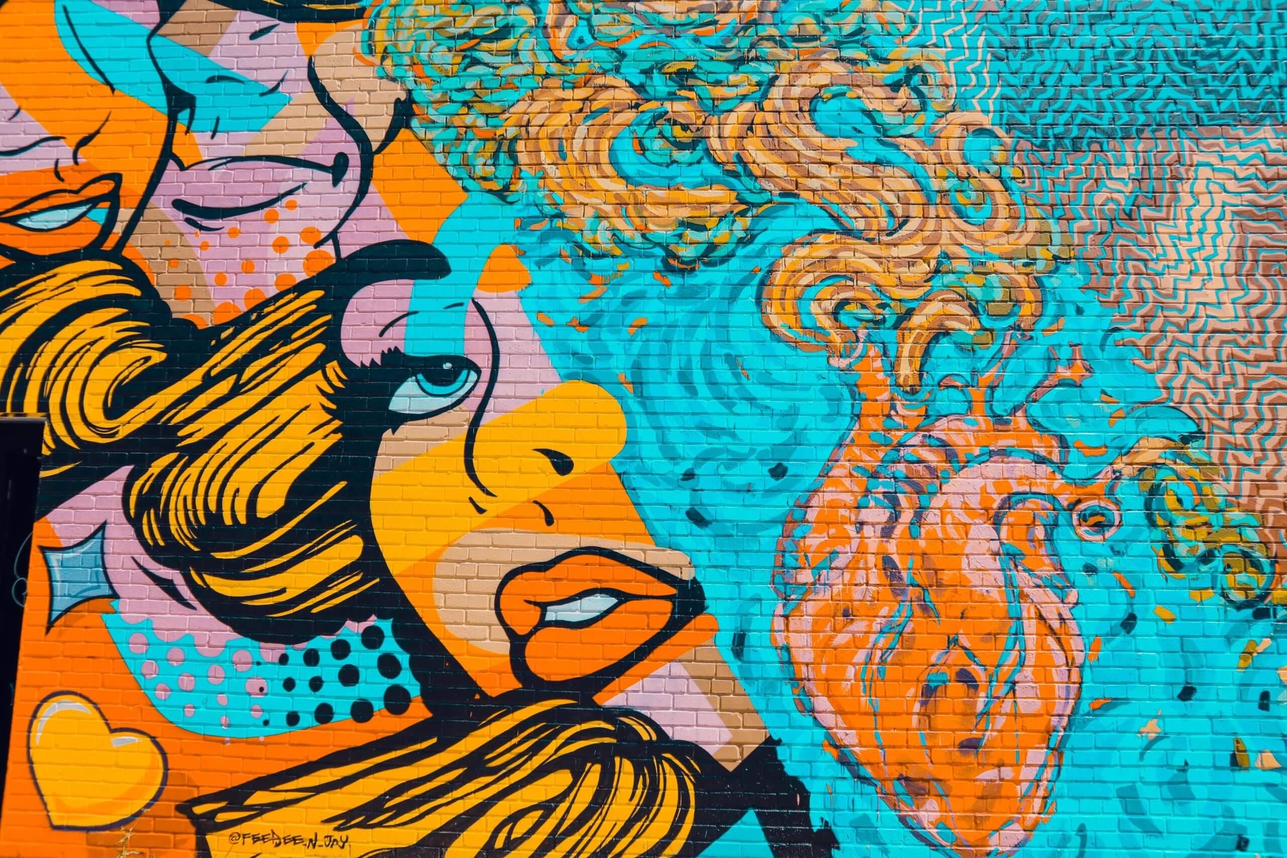 Digital Pop Art | Canvamade |